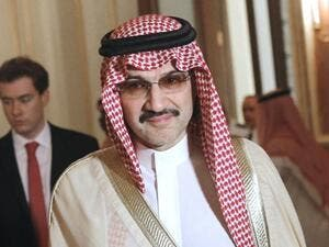 Prince Alwaleed Bin Talal once again topped the list with an estimated net worth of $18.7 billion, up by $1.4 billion from last year. (AFP/Christophe Ena)