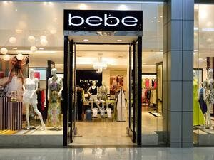 Bebe lost $13 million in the first half of its fiscal year. (Shutterstock)