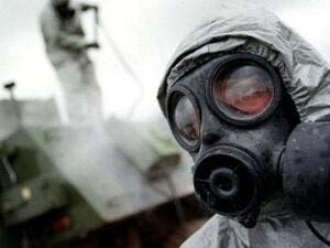 Experts said Daesh may have used up to 200 tons of mustard gas against civilians north of Aleppo on Friday. (AFP/File)