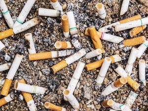$180 million in revenue is expected to come from cigarette taxes alone in a new bid to modernize Egypt's hospitals. (Shutterstock)