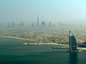 "Most of Dubai's new construction meets the high standards to qualify as ""green development."" (AFP/File)"