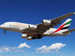 "Earlier this year, Emirates said it was in the process of a ""restructuring"", which involved moving employees into new positions with staff both promoted and demoted. (AFP/ File)"
