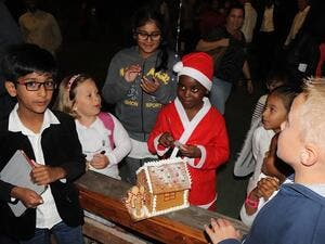 The lifestyle zoo also celebrated Christmas by getting into the festive spirit and singing along to joyful tunes.