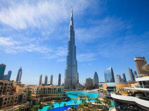 Dubai was the sole tourist destination in the region that has shown a rise in occupancy and revenue per available room with a very slight decline in room rates
