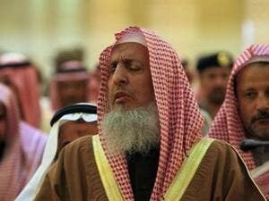 "Gender mixing is a ""heinous crime"" which endangers women and society, warned Saudi Arabia's Grand Mufti on Friday, according to local media reports. [AFP]"