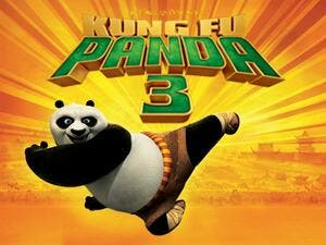 The third installment of Kung Fu Panda is set for release this month. (YouTube)