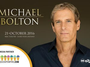 Michael's concert is scheduled for October 21. (Scoop Empire)