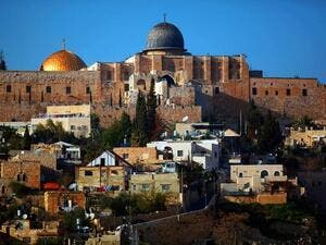 Jordanian MPs signed a petition to cancel the country's peace treaty with Israel after the Knesset announced plans to debate the Hashemite Kingdom's custodianship over Islamic and Christian holy shrines in Jerusalem (File Archive)