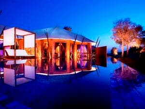 Al Khaimah Pool Villa at Banyan Tree Hotels and Resorts