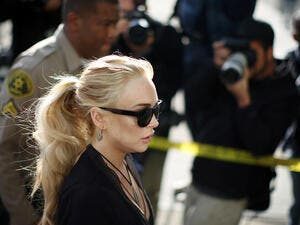 The dust is yet to settle outside the courthouse after her latest visit there, but Lindsay Lohan is already making plans for after she has served her sentence — plans that include Dubai.
