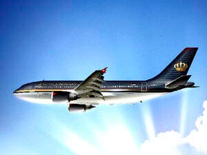 Royal Jordanian was one of three Middle East airlines that was ranked in the top 10 safest airlines globally (Courtesy of Arabian Gazette)