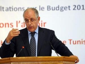 Mustapha Kamel Nabli, former governor of the central bank of Tunisia