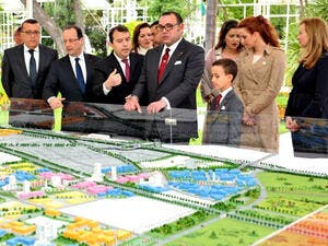 Morocco has been planning and designing the Zenata Eco-City for over a year (Courtesy of the French Agency for Development-AFD)