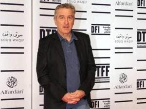 De Niro at the 2012 Doha Tribeca Film Festival