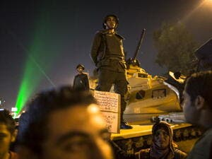Egypt is divided and could be suffering an age-old identity crisis