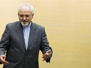 Mohammad Javad Zarif is due in Amman on Tuesday, the Jordanian foreign ministry said. (AFP/File)