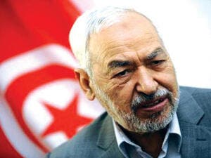 Leader of the Ennahada movement,Rachid Ghannouchi, is taking on the Salafis by force