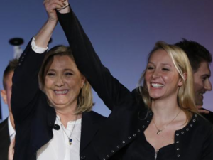 Victories for the Front National in regional election polls suggest that French voters are looking to take a hard-line on extremism and immigration.  (Twitter)