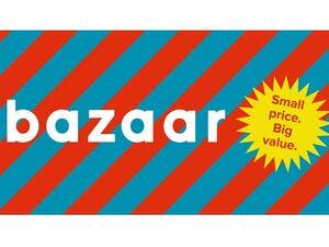 noon bazaar, available on both noon's website and app.
