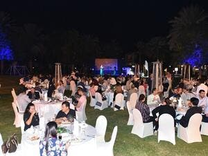 The event was sponsored by Eastern Motors, Look Design, Abdul Samad Al Qurashi, and Oasis of Horses.