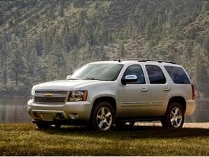 2013 Chevrolet Tahoe Ranked Number One for Quality