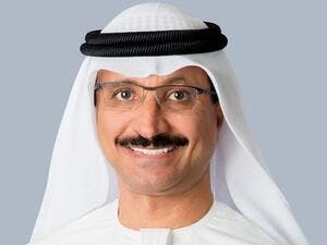 Sultan Ahmed bin Sulayem, Group Chairman and CEO, DP World