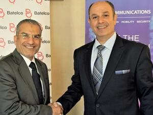 The agreement was signed by Batelco chief global business officer Adel Al-Daylami and Tata Communications' senior vice president for Middle East, Central Asia and Africa Radwan Moussalli. (Trade Arabia)