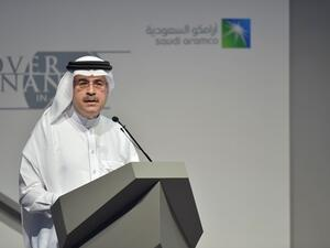 Amin Nasser, President and CEO of Saudi Aramco