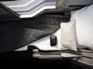 Bahrain residents flying Club World can enjoy the airline's new sleep products that have been exclusively designed by The White Company.