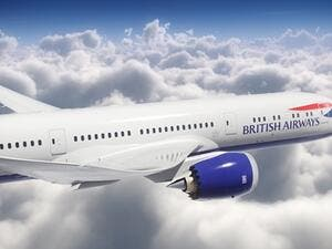 British Airways customers can now book their return flight from Amman to London using 10,000 Avios instead of 20,000.