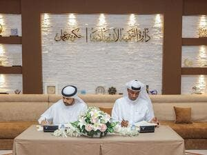 The new agreement was signed by His Excellency (H.E.) Ali Eissa Al Nuaimi, Director General, DED-Ajman and H.E. Yafea Eid Al Faraj, Director General, Department of Land and Real Estate Regulation.