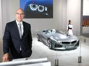 Joerg Breuer, Managing Director of BMW Group Middle East