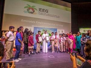 EEG's 21st Annual Awarding Ceremony.