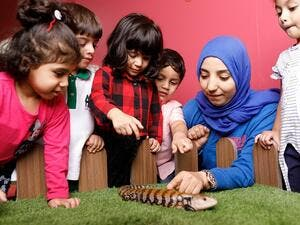 Experience the wildest school in the Capital as Emirates Park Zoo & Resort brings the classroom to the park this season.