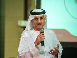 Mahmood Al Bastaki, CEO of Dubai Trade