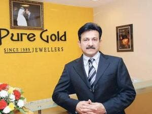 Firoz Merchant, Chairman of Pure Gold Jewellers