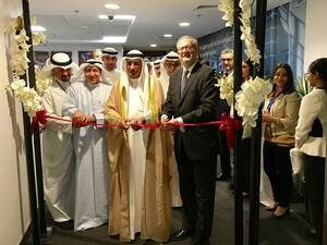 GE inaugurates MD Center at Kuwait Technology Center.