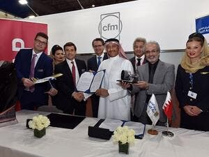 Gulf Air has been a CFM customer since 1992 and currently operates a fleet of 16 Airbus A320ceo aircraft powered by CFM56-5B engines.