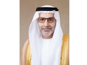 Riyad Abdul Rahman Al Mubarak, Chairman of the Department of Finance, Abu Dhabi