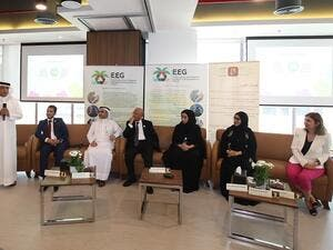 The event was conducted in association with the Arabia CSR Network, Emirates Green Building Council, Clean Energy Business Council and with strategic support from the United Nations Environment Programme (UNEP).