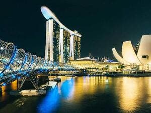 Marina Bay Sands Expo and Convention Centre
