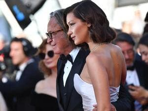 Palestinian-born real estate developer Mohamed Hadid does not conceal his deep affection to his roots despite spending most of his life in the US. More in this interview.  (Pictured here: Mohamed Hadid and his daughter model Bella Hadid during the 70th annual Cannes Film Festival/ Getty Images)