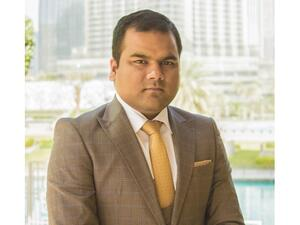 Mohit Saini, Ramada Downtown Dubai, Revenue and Reservations Manager