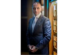 Moustafa Sakr, General Manager of the hotel
