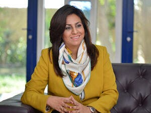 Muna Al Hashemi joined Batelco as a trainee in 1994.