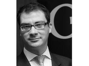 Oliver Cornock, OBG's editor in chief and managing editor for the Middle East