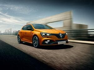The Renault MEGANE R.S. comes complete with a new generation 1.8 litre turbo engine delivering 280hp and 390Nm.