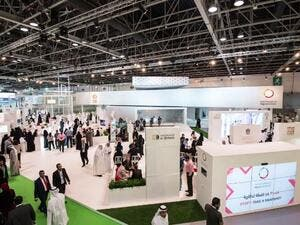 TRA stand during Gitex