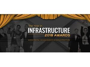 The Year in Infrastructure Awards are an integral part of Bentley's annual Year in Infrastructure 2018 Conference.