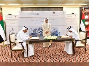 A Dh500 million agreement was signed this week for the development of the Port of Fujairah. (WAM)